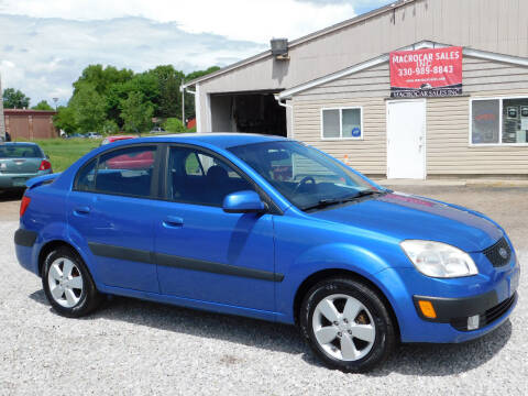 2009 Kia Rio for sale at Macrocar Sales Inc in Akron OH