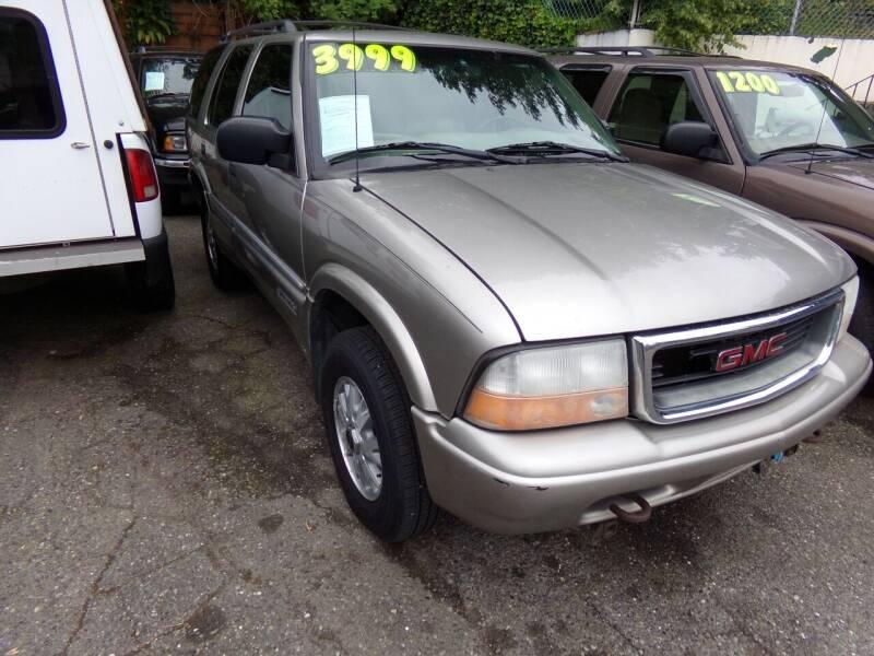 2000 GMC Jimmy for sale at Signature Auto Sales in Bremerton WA