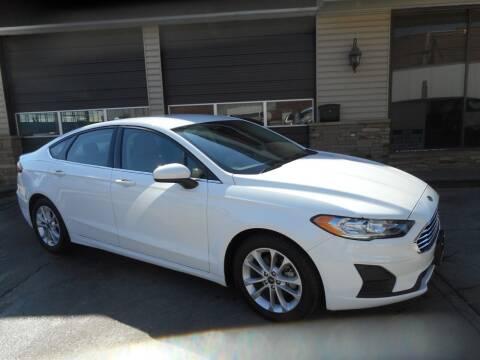 2019 Ford Fusion for sale at River City Auto Center LLC in Chester IL