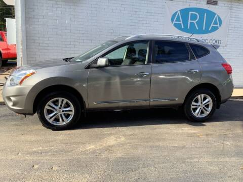 2013 Nissan Rogue for sale at ARIA  AUTO  SALES in Raleigh NC