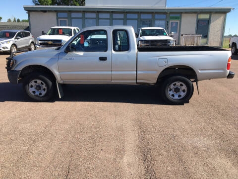 2000 Toyota Tacoma for sale at A Plus Auto LLC in Great Falls MT