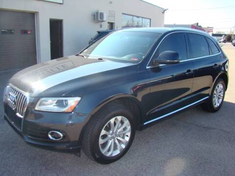 2013 Audi Q5 for sale at Greenville Auto Sales in Warwick RI