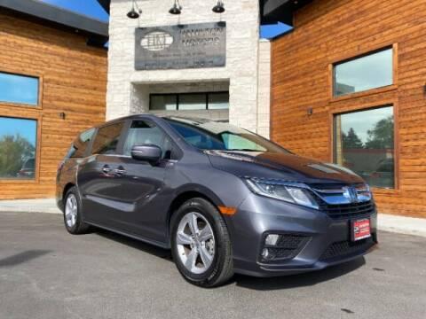 2020 Honda Odyssey for sale at Hamilton Motors in Lehi UT