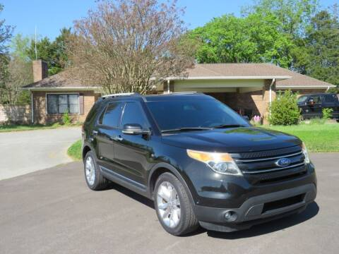 2013 Ford Explorer for sale at Sevierville Autobrokers LLC in Sevierville TN