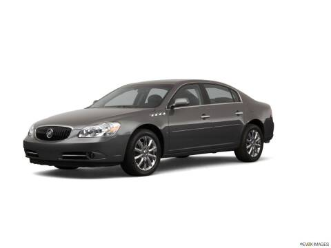 2007 Buick Lucerne for sale at Moser Motors Of Portland in Portland IN