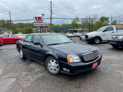 2003 Cadillac DeVille for sale at KB Auto Mall LLC in Akron OH