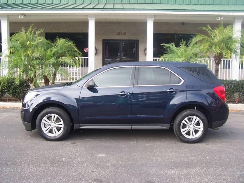 2015 Chevrolet Equinox for sale at Thomas Auto Mart Inc in Dade City FL