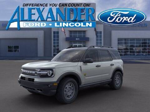 2021 Ford Bronco Sport for sale at Bill Alexander Ford Lincoln in Yuma AZ