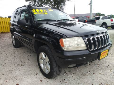 2001 Jeep Grand Cherokee for sale at AFFORDABLE AUTO SALES OF STUART in Stuart FL