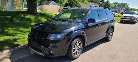 2014 Dodge Journey for sale at Steve's Auto Sales in Madison WI