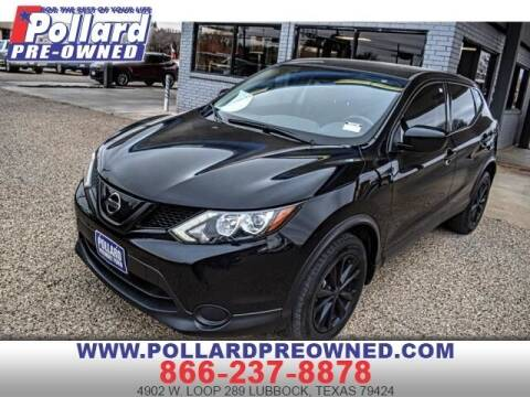 2018 Nissan Rogue Sport for sale at South Plains Autoplex by RANDY BUCHANAN in Lubbock TX