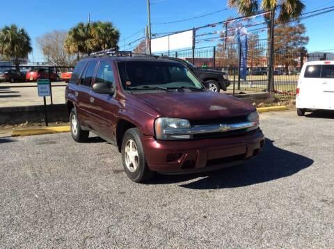2006 Chevrolet TrailBlazer for sale at Car City Autoplex in Metairie LA