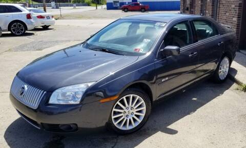 2007 Mercury Milan for sale at SUPERIOR MOTORSPORT INC. in New Castle PA