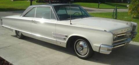 1966 Chrysler 300 for sale at Classic Car Deals in Cadillac MI