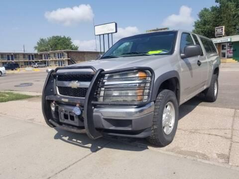 2004 Chevrolet Colorado for sale at Alpine Motors LLC in Laramie WY
