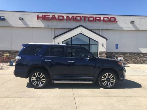 2015 Toyota 4Runner for sale at Head Motor Company - Head Indian Motorcycle in Columbia MO