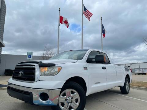 2010 Toyota Tundra for sale at TWIN CITY MOTORS in Houston TX