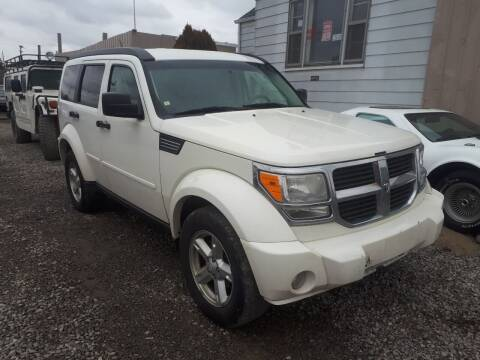 2008 Dodge Nitro for sale at EHE Auto Sales in Marine City MI