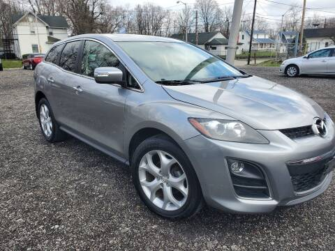2010 Mazda CX-7 for sale at Johnsons Car Sales in Richmond IN