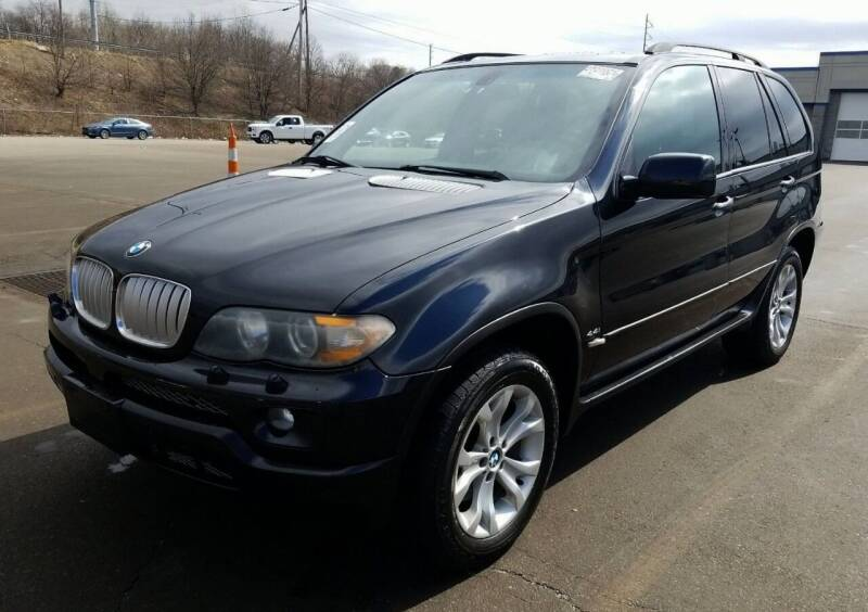 2006 BMW X5 for sale at Angelo's Auto Sales in Lowellville OH
