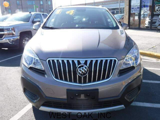 2014 Buick Encore for sale at West Oak in Chicago IL
