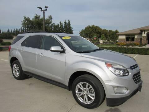 2016 Chevrolet Equinox for sale at Repeat Auto Sales Inc. in Manteca CA