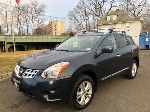 2013 Nissan Rogue for sale at Mula Auto Group in Somerville NJ