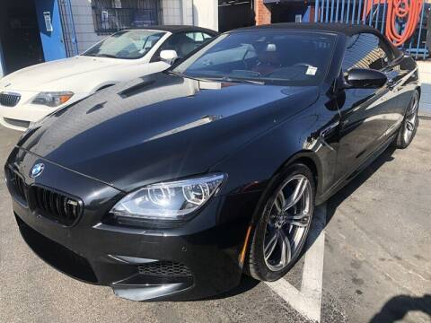 2014 BMW M6 for sale at Boktor Motors in North Hollywood CA