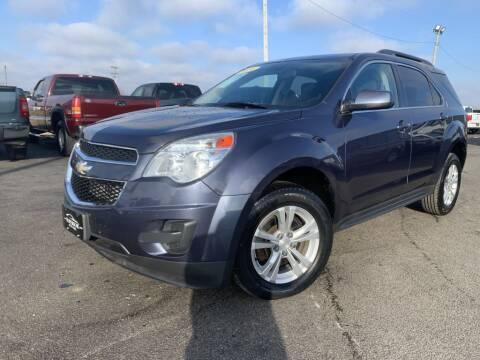2014 Chevrolet Equinox for sale at Superior Auto Mall of Chenoa in Chenoa IL