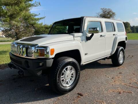 2007 HUMMER H3 for sale at COUNTRYSIDE AUTO SALES 2 in Russellville KY