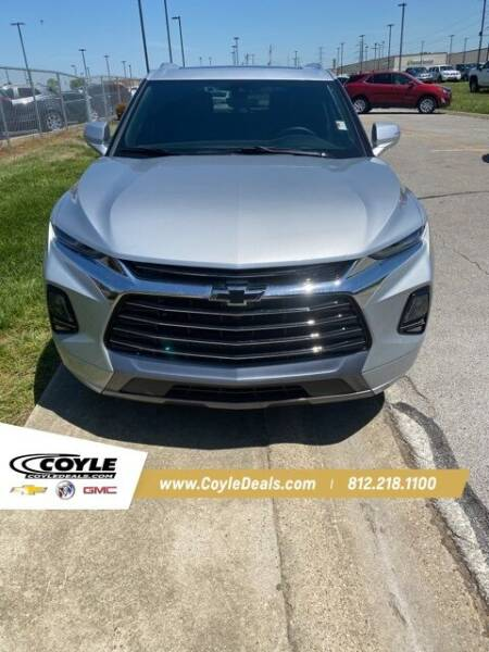 2021 Chevrolet Blazer for sale in Clarksville, IN
