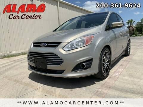 2015 Ford C-MAX Hybrid for sale at Alamo Car Center in San Antonio TX