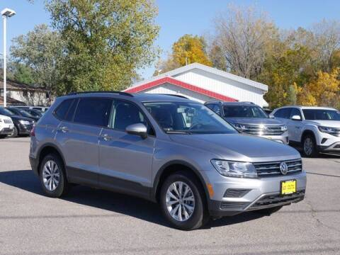 2020 Volkswagen Tiguan for sale at Park Place Motor Cars in Rochester MN