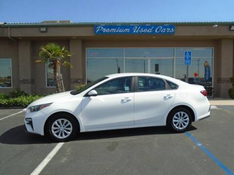 2020 Kia Forte for sale at Family Auto Sales in Victorville CA