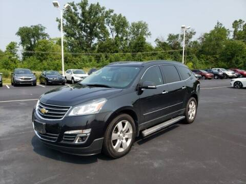 2014 Chevrolet Traverse for sale at White's Honda Toyota of Lima in Lima OH