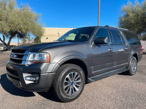 2017 Ford Expedition EL for sale at Tucson Auto Sales in Tucson AZ