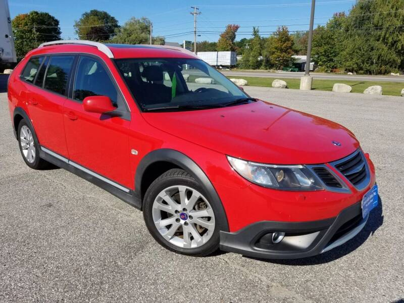 2011 Saab 9-3X for sale at Lewis Auto Sales in Lisbon ME