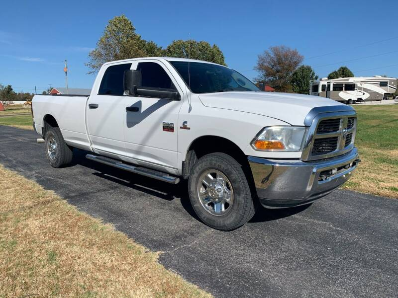 2012 RAM Ram Pickup 3500 for sale at Champion Motorcars in Springdale AR