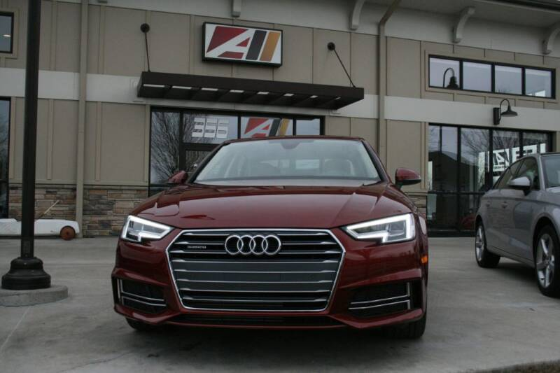 2018 Audi A4 for sale at Auto Assets in Powell OH