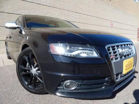 2010 Audi S4 for sale at Altitude Auto Sales in Denver CO