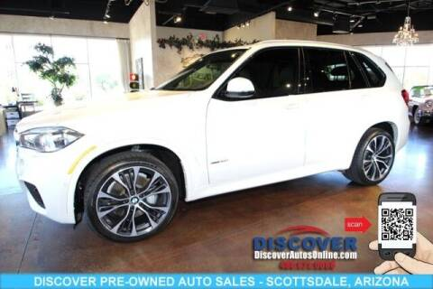 2018 BMW X5 for sale at Discover Pre-Owned Auto Sales in Scottsdale AZ