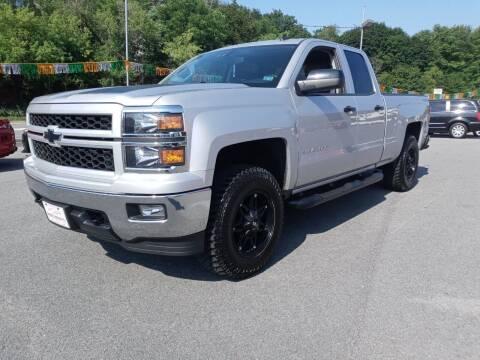 2014 Chevrolet Silverado 1500 for sale at Mulligan's Auto Exchange LLC in Paxinos PA