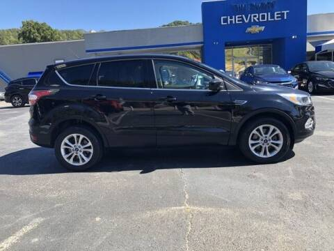 2017 Ford Escape for sale at Tim Short Auto Mall in Corbin KY