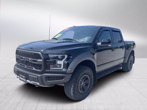 2018 Ford F-150 for sale at Fitzgerald Cadillac & Chevrolet in Frederick MD