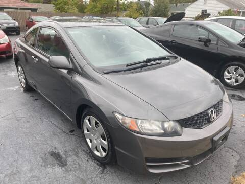 2010 Honda Civic for sale at Clintonville Motors in Columbus OH