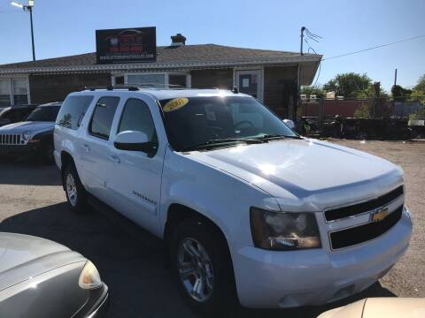 2007 Chevrolet Suburban for sale at I57 Group Auto Sales in Country Club Hills IL