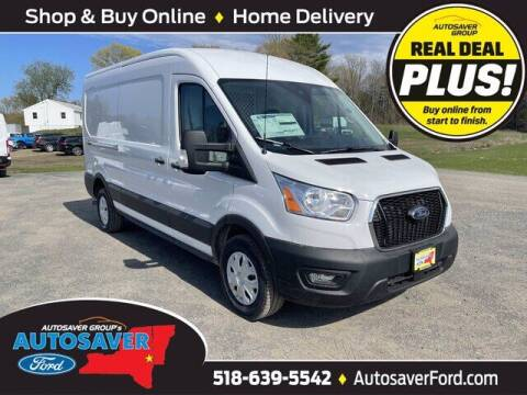 2021 Ford Transit Cargo for sale at Autosaver Ford in Comstock NY
