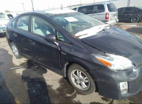 2010 Toyota Prius for sale at STS Automotive in Denver CO