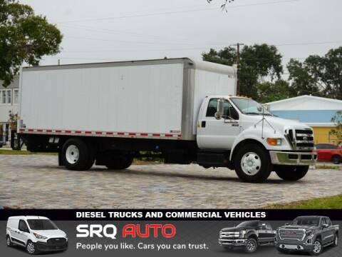 2012 Ford F-650 Super Duty for sale at SRQ Auto LLC in Bradenton FL