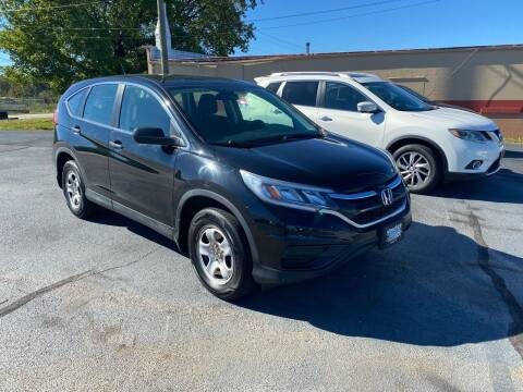 2016 Honda CR-V for sale at Penland Automotive Group in Taylors SC